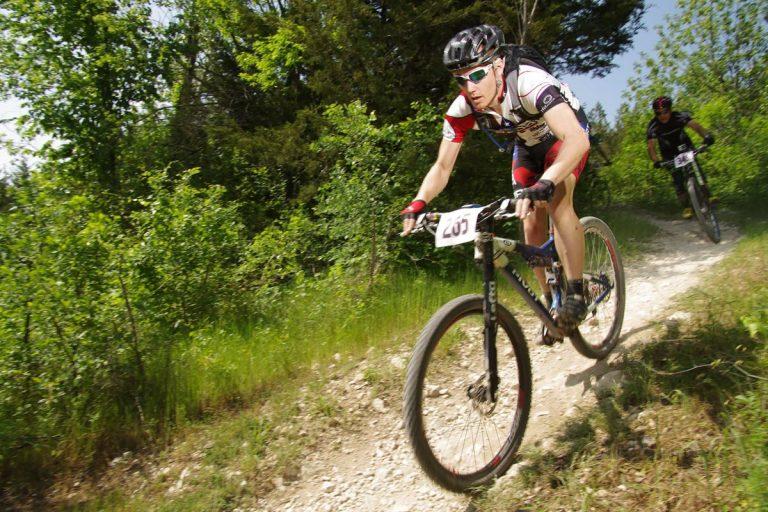 Mark Nelson Mountain Bike Racing