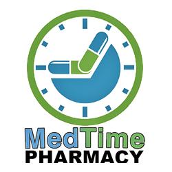 MedTime Pharmacy Logo