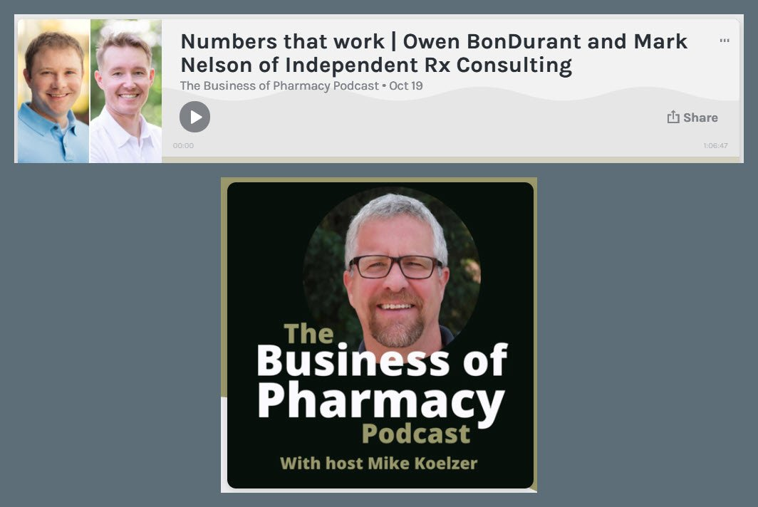 Business of Pharmacy Podcast