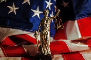 Law and Justice in United States of America